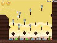 Official Angry Birds Walkthrough Poached Eggs 3-3
