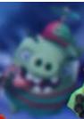 Angry Birds Evolution Lollipop Fan Pig
