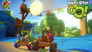 Angry Birds Go Screen 2