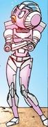 Arcee in the comics