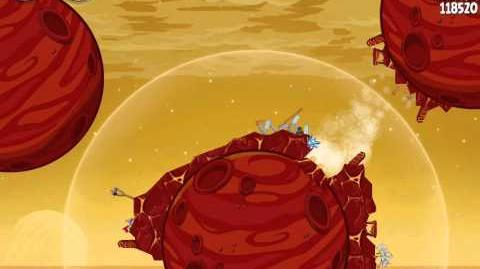 Red Planet 5-3 (Angry Birds Space)