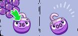 Angry Birds Dream Blast Candado de Cerdo