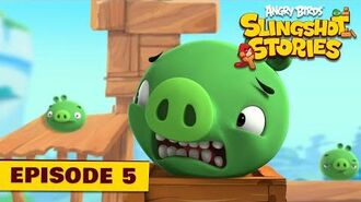 Angry Birds Slingshot Stories Ep. 5 - TNT? Not for me!