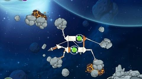 Beak Impact 8-11 (Angry Birds Space)