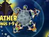 Level F-9 (Angry Birds Space)