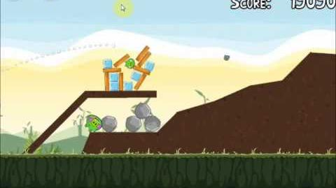 Unlock Chrome Dimension Levels (Angry Birds)