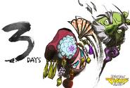 3 дня до выхода Fight