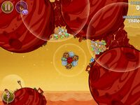 Red Planet 5-9 (Angry Birds Space)