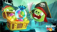 Angry Birds POP Cerdos Piratas