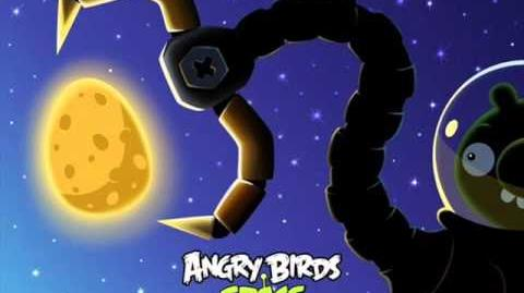 Angry birds space - boss level