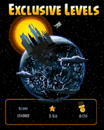 Exclusive Levels Angry Birds Star Wars