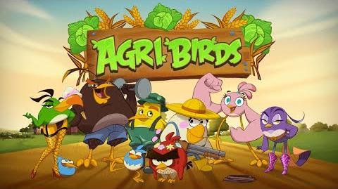 Agri Birds – New Angry Birds Adventure Coming this Summer!