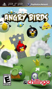 Обложка Angry Birds PSP