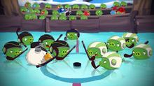 Хоккей и свиньи