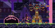 Хэллоуин 2017 френдс ночь