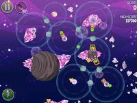 Cosmic Crystals 7-8 (Angry Birds Space)