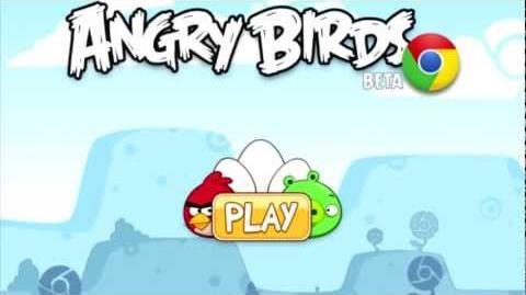 Angry Birds Inside Google Chrome