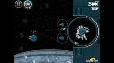 Death Star 2-37 (Angry Birds Star Wars)/Video Walkthrough