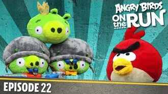 Angry Birds on The Run The Final Showdown - S1 Ep22