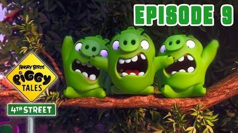 Piggy Tales - 4th Street Branched Out - S4 Ep9