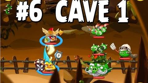 Updated Angry Birds Epic Cave 1 Shaking Hall Level 6 Walkthrough