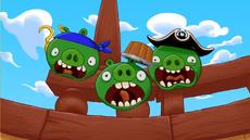 Пираты напуганы