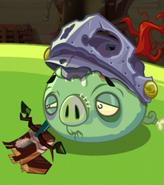 Расстроенный Рыцарь живых мертвецов