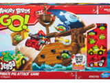 Angry Birds Go: Jenga Pirate Pig Attack