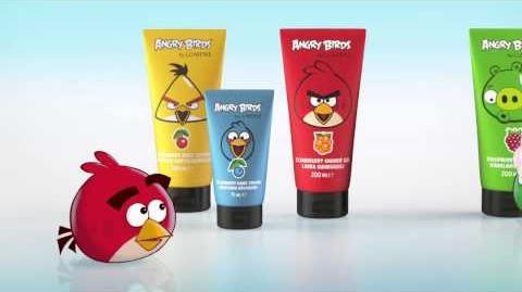 Angry Birds by Lumene film