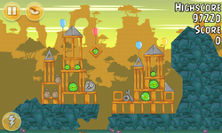 Bad Piggies 21-13