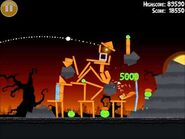 Official Angry Birds Seasons Walkthrough Trick or Treat 3-14