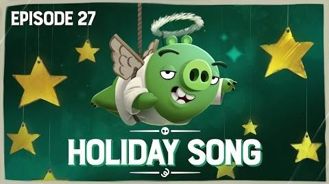 Piggy Tales Holiday Song - Ep27, S3