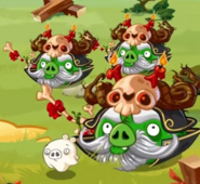 Три свина-некроманта