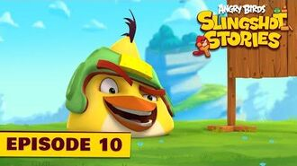Angry Birds Slingshot Stories Ep. 10 Target Practice