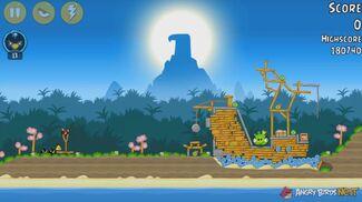 Bird Island Último Nivel