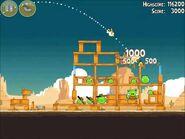 Official Angry Birds Walkthrough Ham 'Em High 14-1