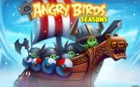 AngryBirdsSeasons TapetaRagnahog
