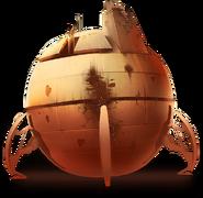 Core ship