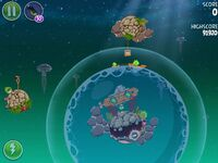 Pig Dipper 6-21 (Angry Birds Space)