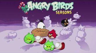 Angry Birds Seasons music - Winter Wonderham