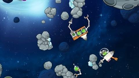 Beak Impact 8-4 (Angry Birds Space)