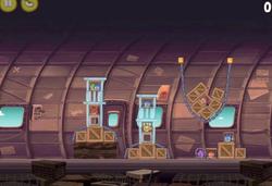 Smugglers Plane 25