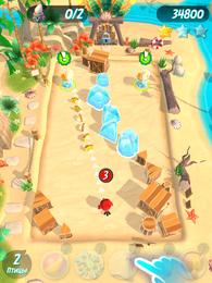Angry Birds Action (Прохождение)-2