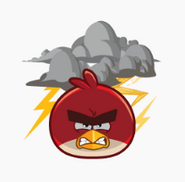 Don't Worry Be Angry Red Angry