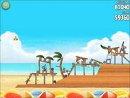 Official Angry Birds Rio Walkthrough Beach Volley 5-6