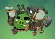 Prisoner Pig Ace Fighter