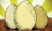 Яйца в трейллере