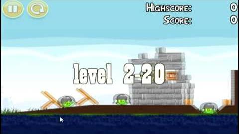 Angry birds Chrome Dimension Location-0