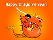 Happy Dragon's Year!