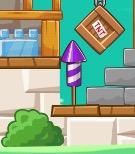 Динамит в Angry Birds Movie Tournament-2